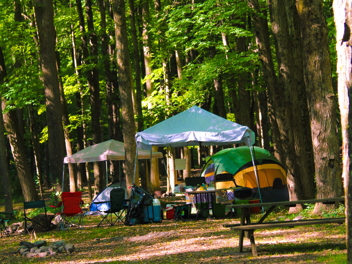 camping facilities near Delaware River Indian Head Canoeing Rafting Kayaking Tubing Delaware River